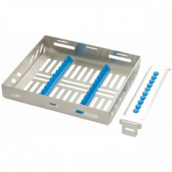 1/2 ECOnomy Cassette / tray for 10 Instruments